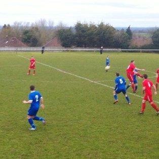 Fairford edge derby clash