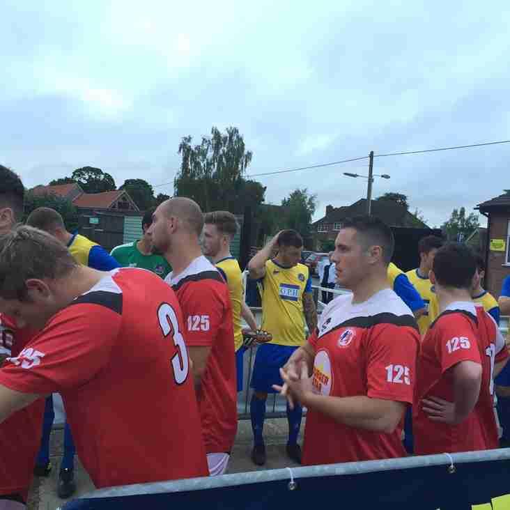 Report: Abingdon Utd 2 Fairford Town 1