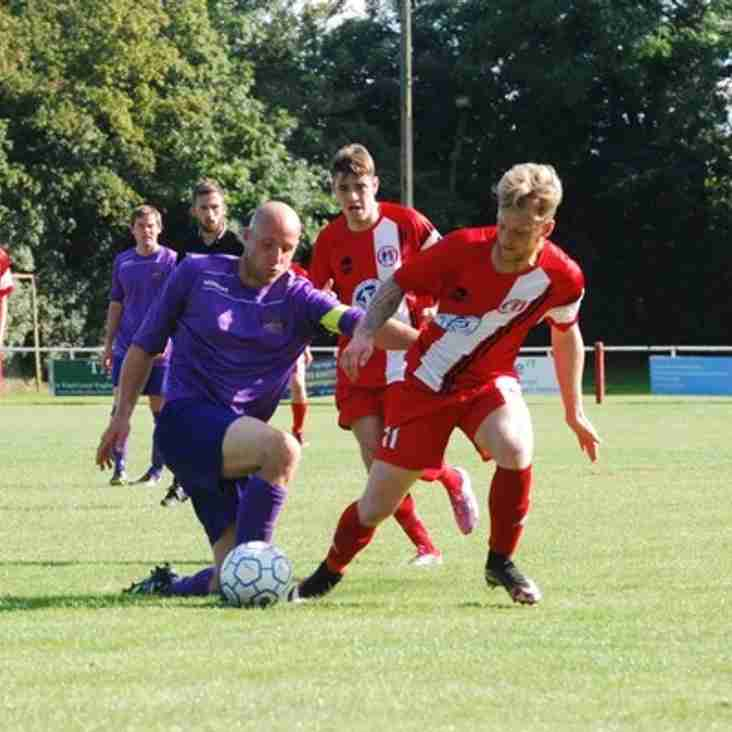 Report: Fairford Town 7 Letcombe 0