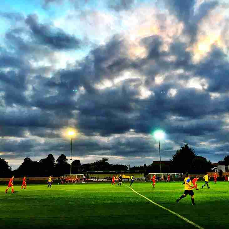 Report: Abingdon United 1 Fairford Town 2
