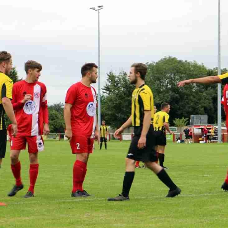 Report: Fairford Town 4 Easington 0