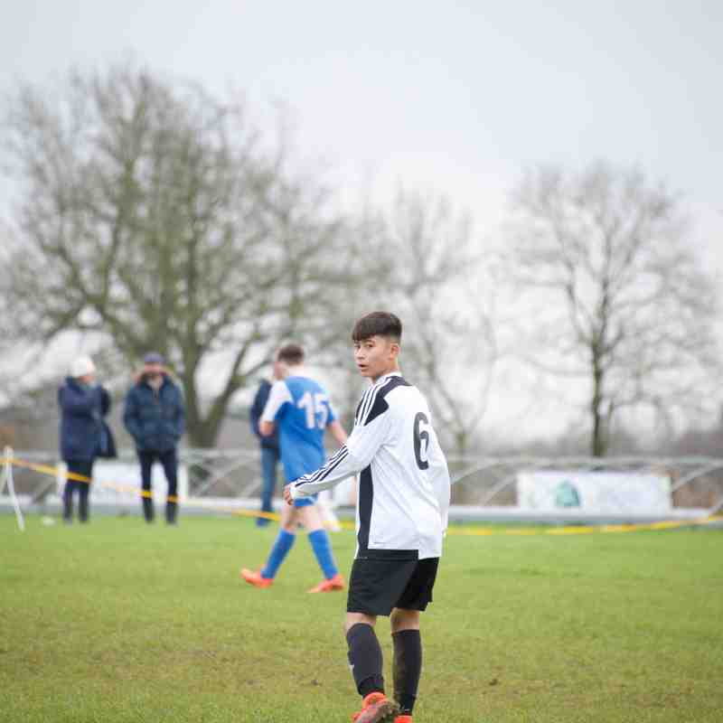 Halse United 15s vs Middleton Cheney Dragons