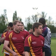 SHARKS v South London Storm (14 May 2012)