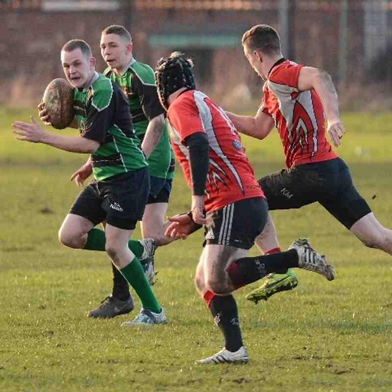 North Manchester 2nd v Marple 2nd