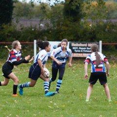 U15 Girls Liverpool & St. Helens, 7/10/18