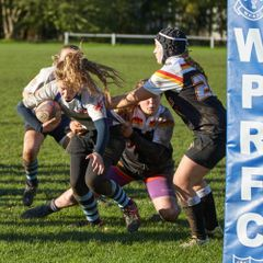U15 Girls Crewe & Nantwich & Old Crossleyans, 14/10/18