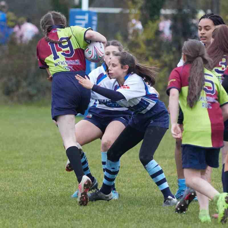 U15 Girls Rochdale Festival 4/11/18