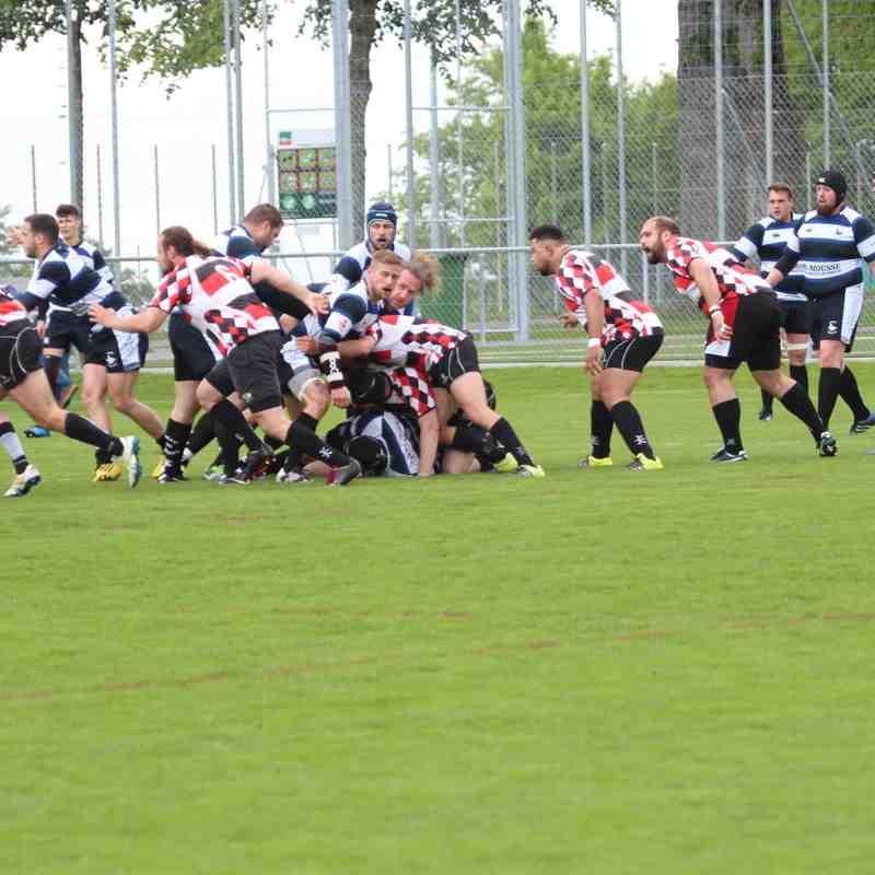 Fribourg vs. RFC Basel