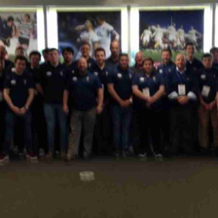 Youth Rugby Ambassadors Event