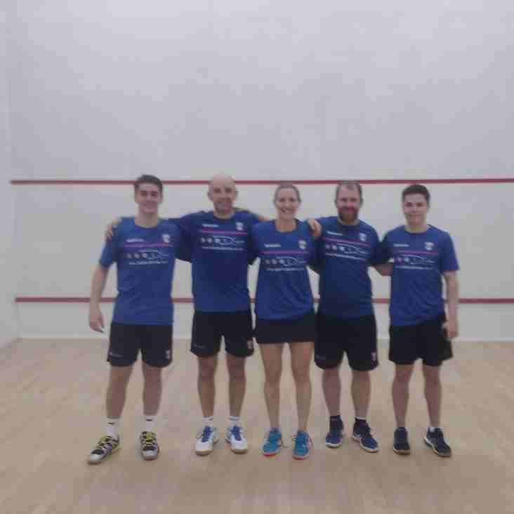 Squash Result 20th March 2018
