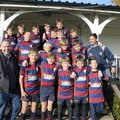 Under-13s rise to the occasion in scintillating display