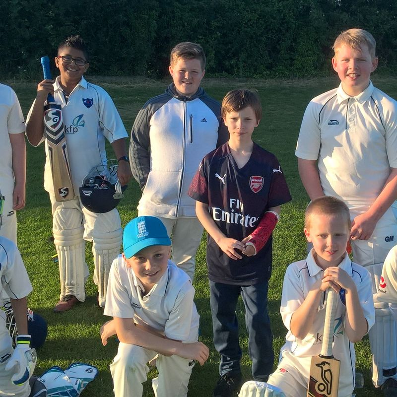Didcot get revenge in the under 13s super 8s