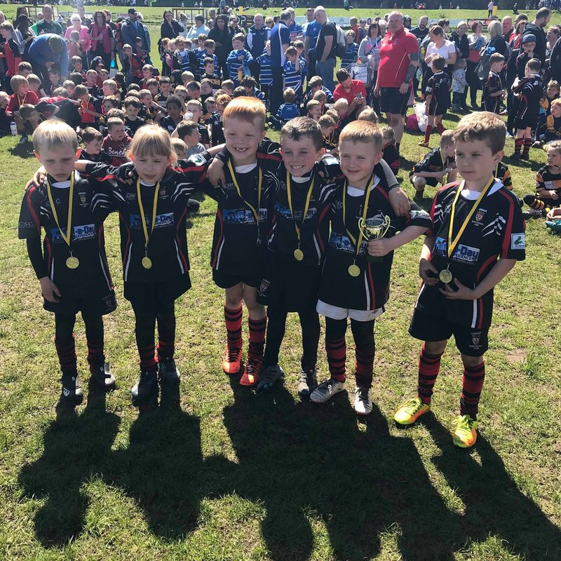 P2 at East Kilbride Tournament