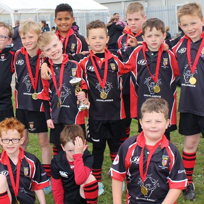 P3 at Cumnock Tournament