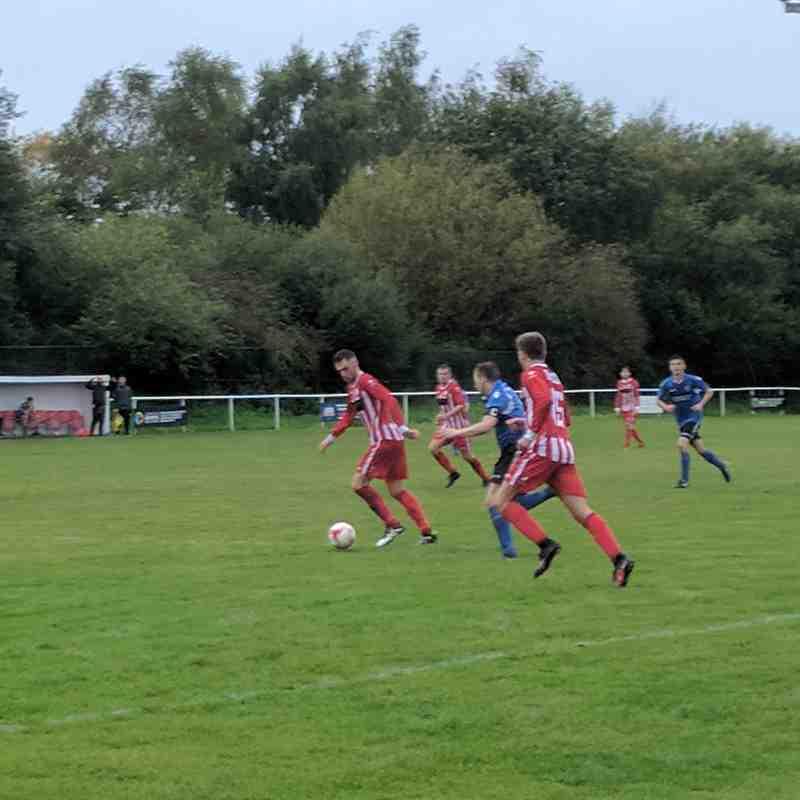 Buckley Town 4 - 1 Cefn Albion