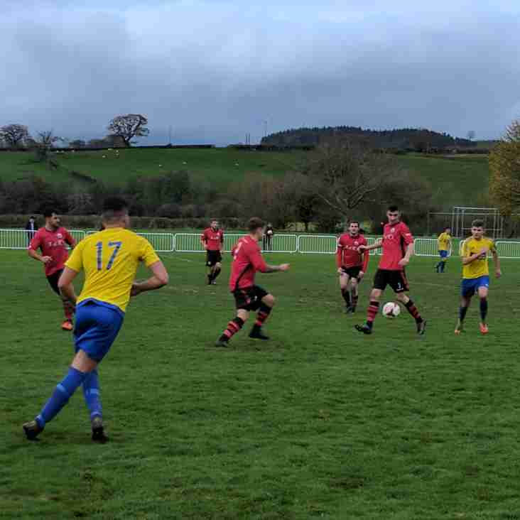 Ahead of the game: Buckley Town v FC Nomads
