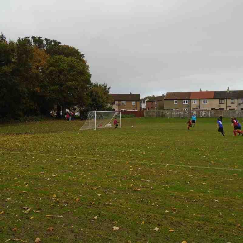 Blairhall Villa match