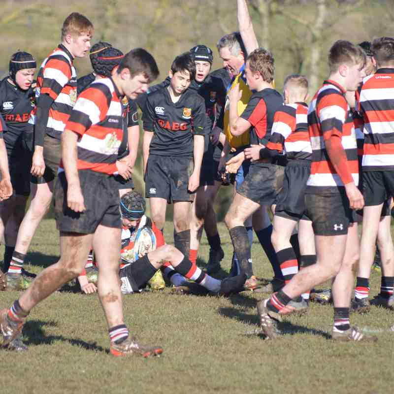 Litchfield v Nuneaton 19-7