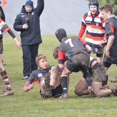 Litchfield v Nuneaton 19-7