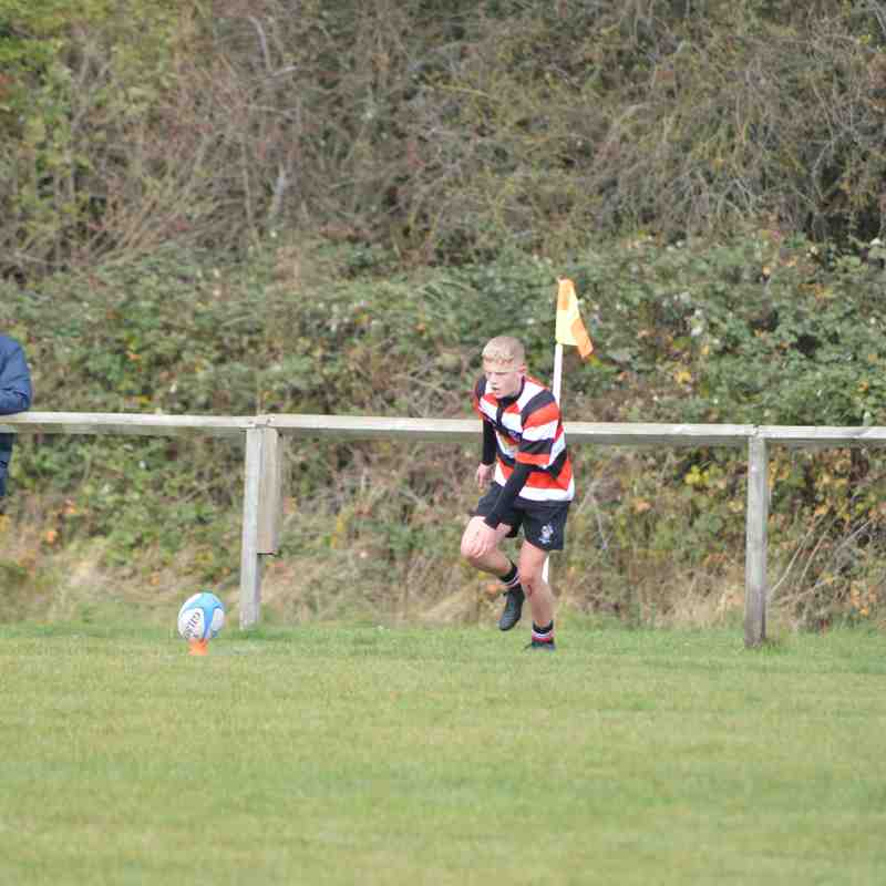 Nuns v Sils Warks Cup