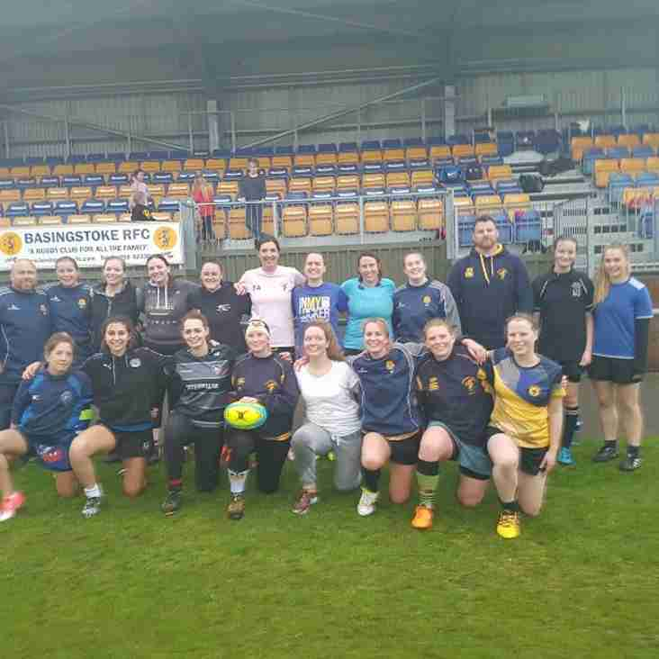 Ladies Pitch up and play