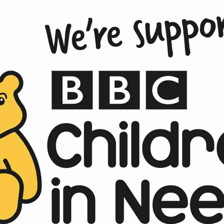 CHILDREN IN NEED CHALLENGE CUP