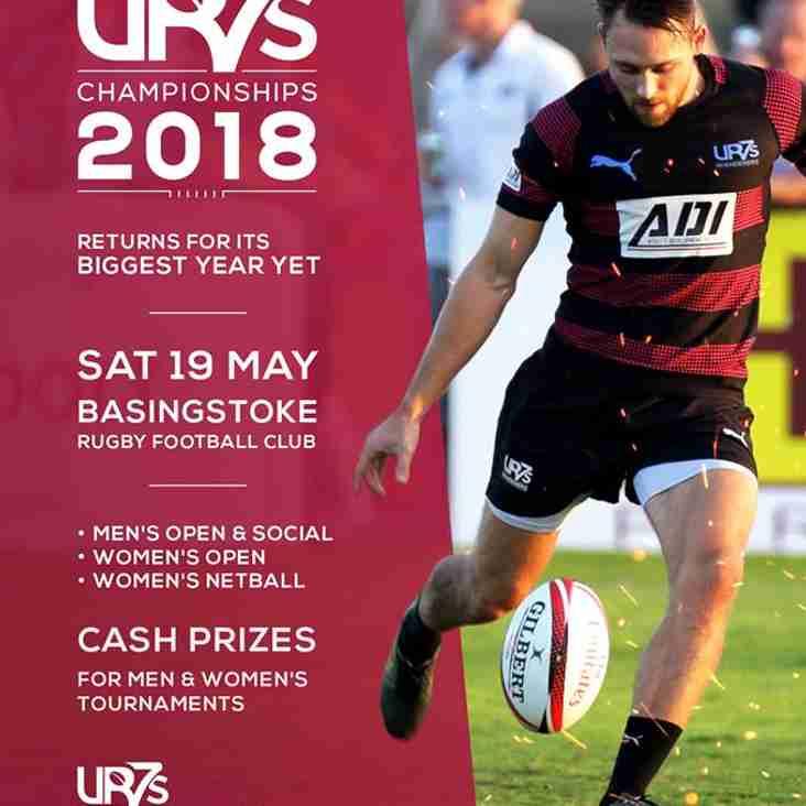 UR7s Championships returns to Basingstoke