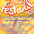 Family Festival Returns to Down Grange