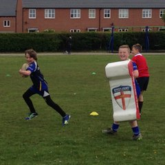 Primary Rugby League - Training 2017