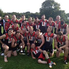 Grand Final vs Galway Mapgpies 2014