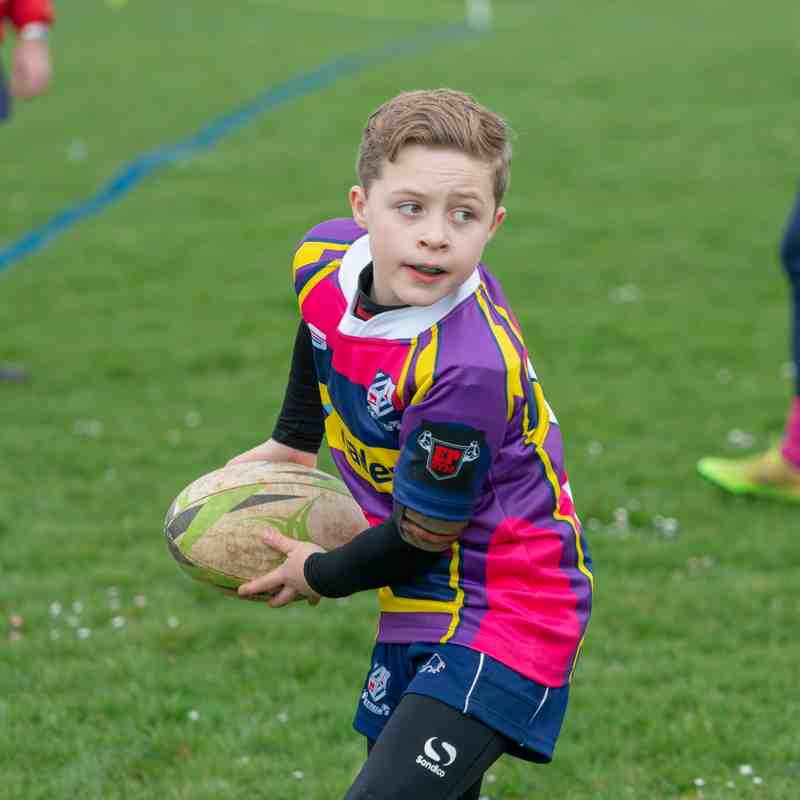 U10 Poole and Bournemouth Rugby Tour 2018