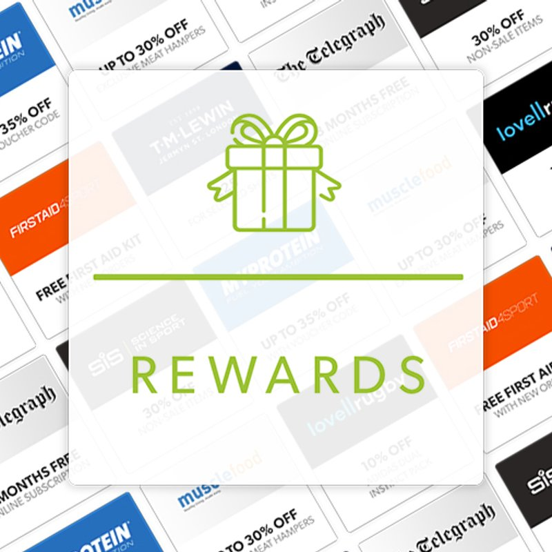 NEW - Member Rewards Now Live!