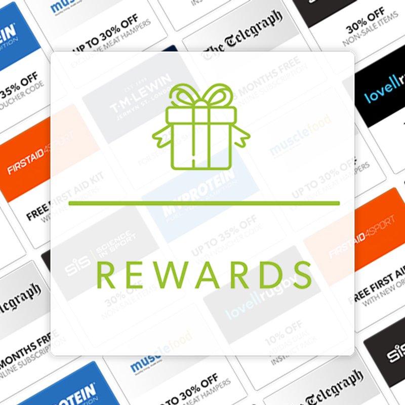 NEW - Member Rewards Now Live!