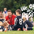 The FA Respect: We Only Do Positive