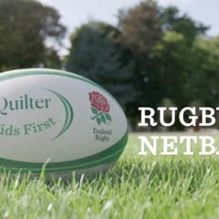 Quilter Kids First Skills Series: Rugby Netball