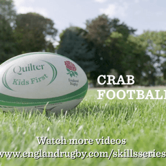 Quilter Kids First Skills Series: Crab Football
