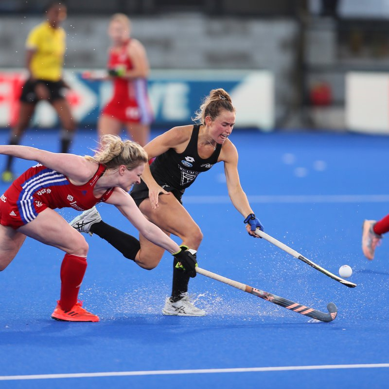 Be there as GB make History:  World Class Hockey comes to The Stoop