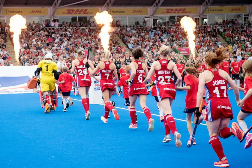 The FIH Pro League returns to London in 2020