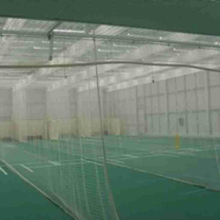 Heyford CC Winter Nets - Start this Wednesday
