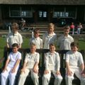 Cogenhoe U13's vs. Heyford Cricket Club U13's