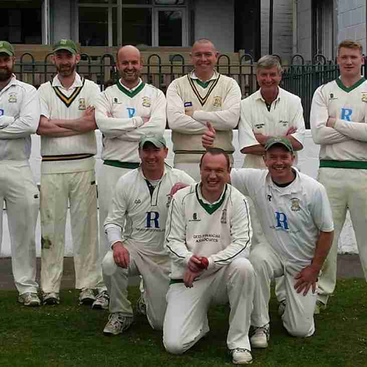 Second XI into Cup Semi Final - Paddock Shield - Sunday