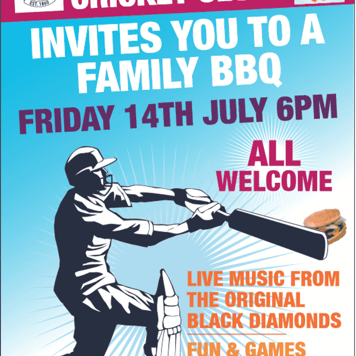 Family BBQ - 14th July - Celebrate a Fabulous Summer so Far!