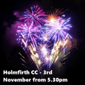 Bonfire Night at the Cricket Club - 3rd November from 5:30pm