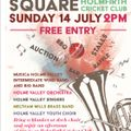 MUSIC ON THE SQUARE - 14th JULY @ 2PM