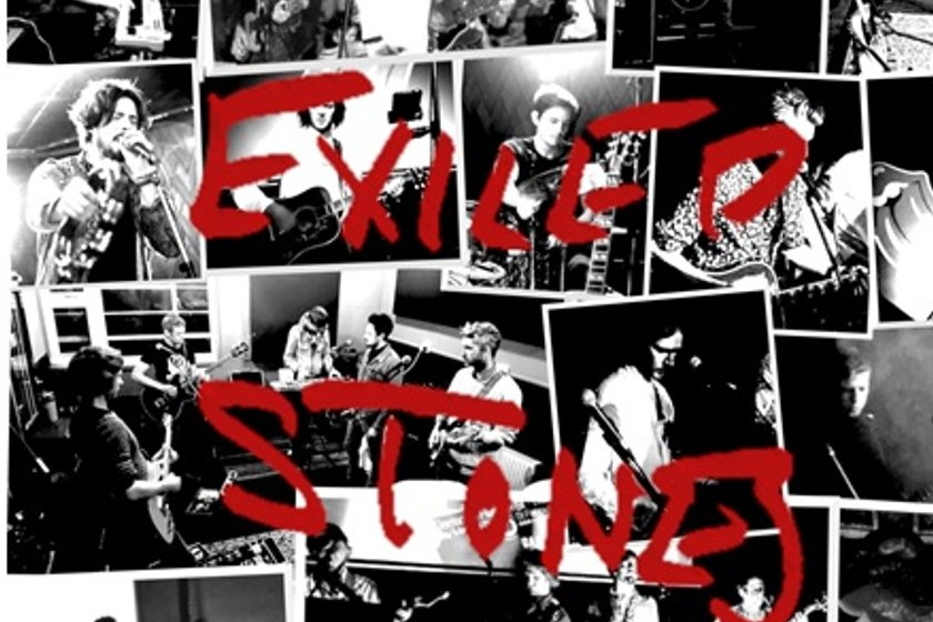 The Exiled Stones - Live Band - 6th July - 8pm