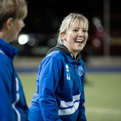 Capturing the Enjoyment of the Ladies Training Session!