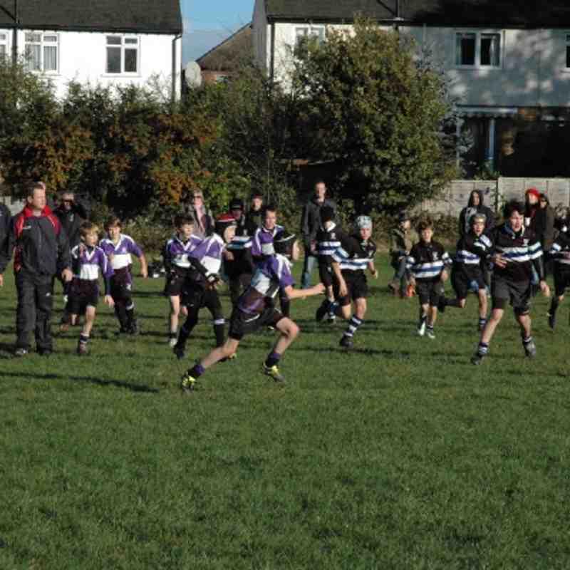 U11s vs Braintree & Chingford