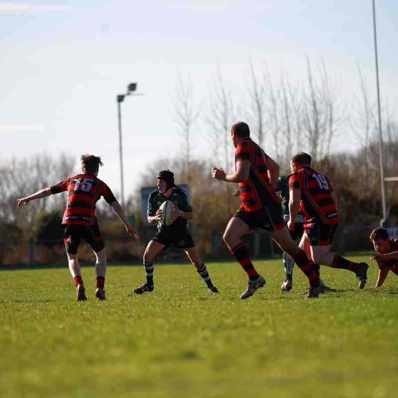 Chosen Hill FP v Cirencester by Jack Wakefield