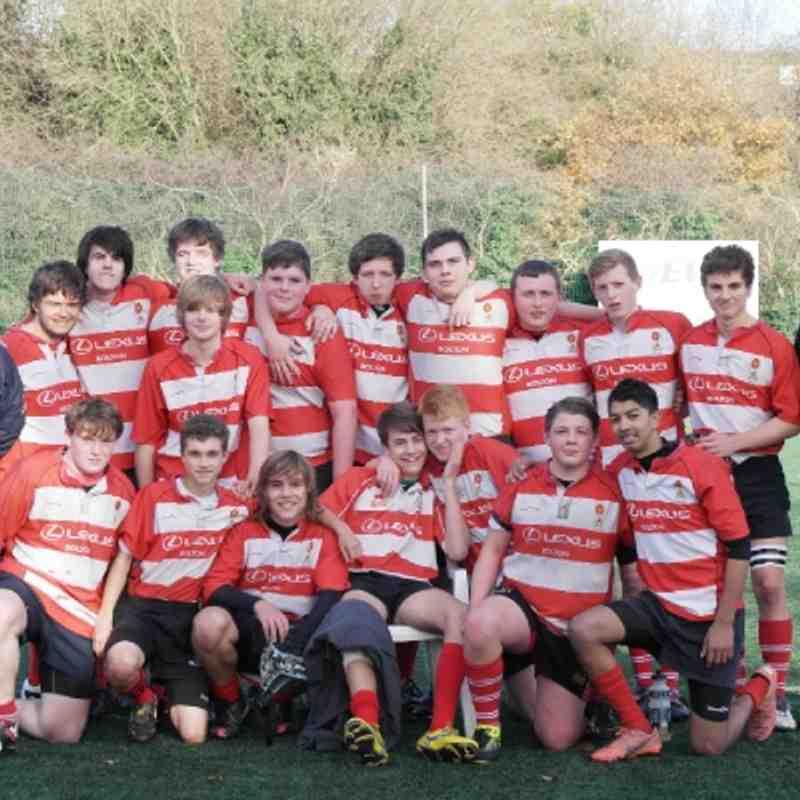 Bolton U16's V Burnage