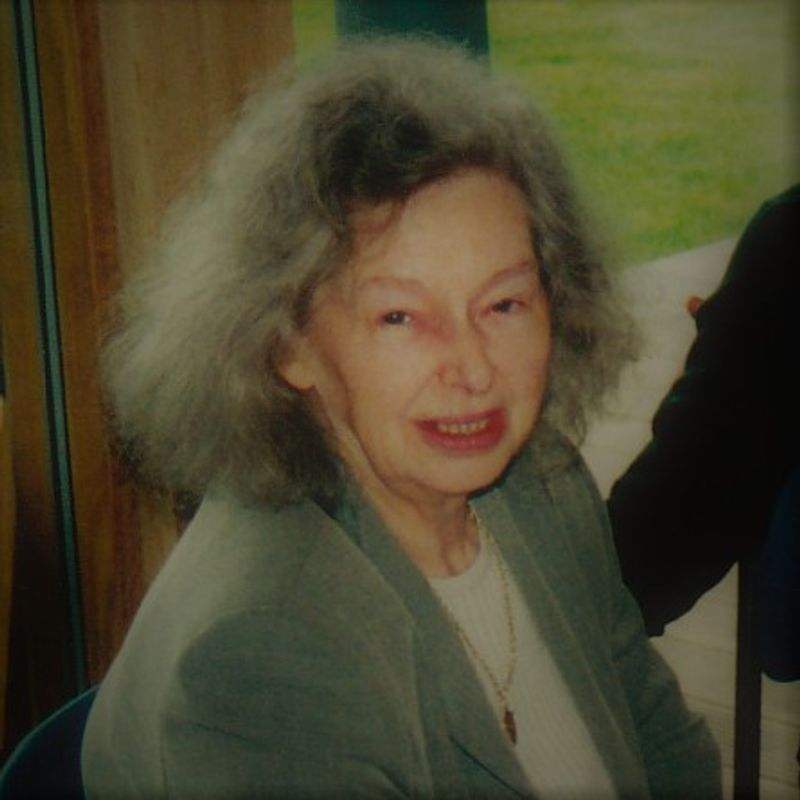 June Bazalgette's Funeral